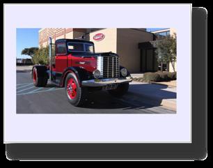 Peterbilt and Kenworth    Class Trucks